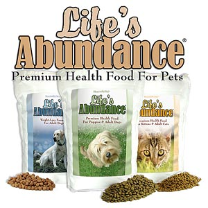 Life's Abundance Pet Food